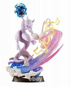G. E. M. Ex Séries Pokemon Mew & Mewtwo Complet Figurine Neuf De Japon F/S