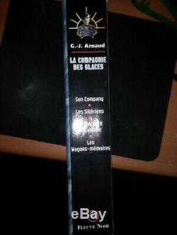 G. J. Arnaud Collection complète Compagnie des Glaces