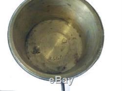 Godets de Nuremberg ou Charlemagne XIXème 8 poids complet