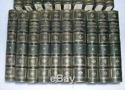 HISTOIRE DU CONSULAT ET DE L'EMPIRE par THIERS complet en 20 tomes 1845-1862