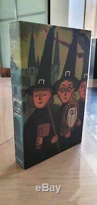 Harry Potter Collection Complète Edition de luxe Gallimard RARE