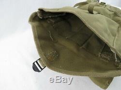 Havresack 1941 1942 Complet Neuf De Stock! Original Us Wwii 39 45