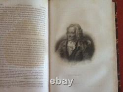 Henri Martin Histoire De France Complet 16 Volumes + Table 1855 / 1861