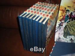 Histoire De France En Bd Collection Rombaldi Complete Avec Fascicules Et Posters