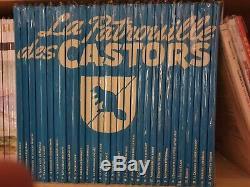 Integrale La Patrouille Des Castors Collection Complete Hachette Comme Neuve