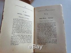 JEU DES 78 TAROTS EGYPTIENS LIVRE DE THOT par Z. LISMON 1890 / COMPLET