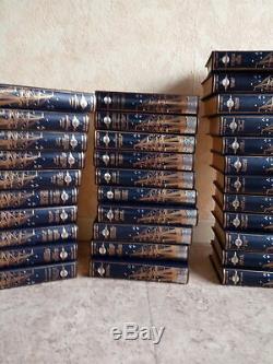 Jules Verne en édition Jean de Bonnot collection complête 32 volumes