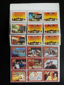 Jurassic Park Album COMPLET de Cartes Euroflash 1993 Amblin World No PANINI
