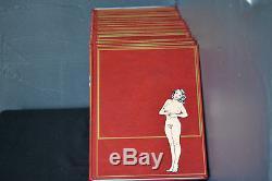 LES CHEFS D OEUVRE DE LA BD EROTIQUE ROMBALDI 15 volumes-collection complète