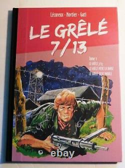 LE GRÊLÉ 7/13. Collection complète des 8 volumes. Taupinambour 2008/09 ETAT NEUF