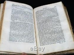LOUIS Dictionnaire de Chirurgie RARE EDITION ORIGINALE 2T COMPLET MEDECINE 1772