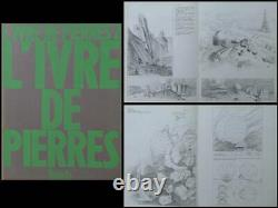L'IVRE DE PIERRES 1977- n°1 à 4 COLLECTION COMPLETE-AEROLANDE, JUNGMANN, TONKA