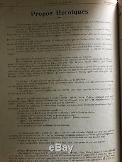 L'illustration De 1914 A 1919 11 Volumes Collection Complete, Guerre 14/18