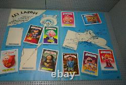 La Bande des Crados / Les Crados Album de Vignettes 1989 75% complet