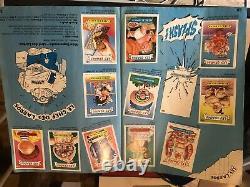 La bande des crados album 1989 non complet france collection