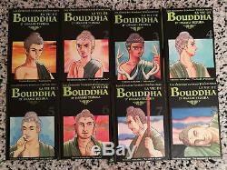La vie de Bouddha Intégrale Osamu Tezuka