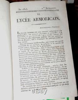 Le Lycée Armoricain Revue de l'Ouest Collection complète des 104 livraisons