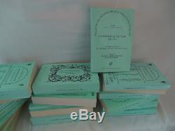 Le Mémorial de Lyon en 1793 Collection complète en 21 volumes Généalogie