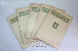 Le surréalisme au service de la Révolution Collection complète E. O 1930