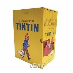 Les Aventures de Tintin Intégrale Coffret en 8 Volumes La Collection Complète BD