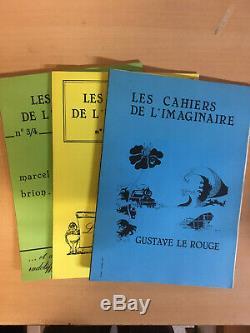 Les Cahiers de l'Imaginaire Collection complète 1 à 32 Neuf