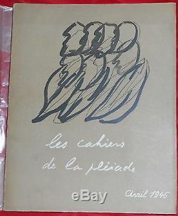 Les Cahiers de la Pléiade collection complète