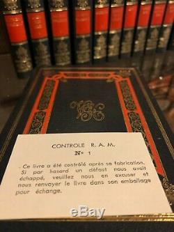 Les Chefs d'oeuvres de Victor HUGO. Complet en 36 volumes. Famot TB4