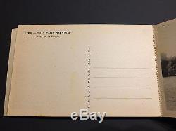 Les Ponts meurtris de LYON RARE Carnet complet 20 cartes 1 et 2 sept 1944