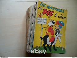Les aventures de Pif le chien collection complète 141 n° Humanité Arnal Vaillant