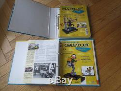 Les inventions de GASTON LAGAFFE Collection complète (n°1 à 45+) Hachette