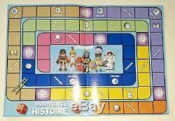 Livres PLAYMOBIL aventures de l'histoire collection complète de 70 n° TTBE