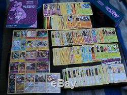 Lot 205 Cartes Pokemon Sl11 Harmonie Des Esprits Complet Sans Ultra-rare Neuf