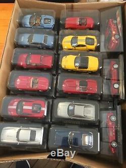 Lot Collection Complet De Ferrari N°1 N° 61 1/43 Neuf Avec Fascicules