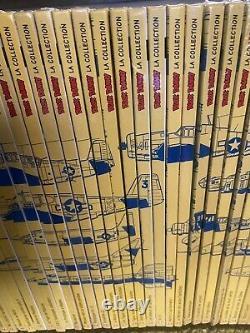 Lot Collection Complète De Buck Danny 52 Tomes Hachette Bd Intégrale