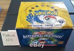 Lot Complet Co / Unco Set De Base Edition 1 Sorti De Booster Carte Pokemon