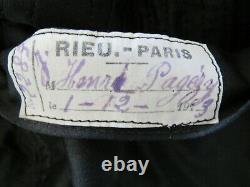 Lot Tenue Uniforme Complet Avec Tangente Et Bicorne De Polytechnicien Promo 1913