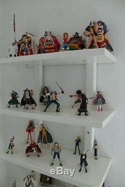 Lot complet de 80 figurines ONE PIECE + tous les livrets Hachette Collection