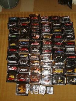 Lot de 61 véhicules collection complète Tour de France NOREV N+B