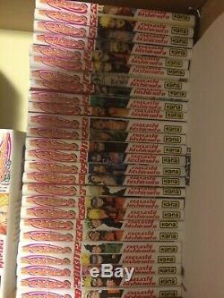 Lot de Manga Naruto (Collection complète tome 1 à 72) Français