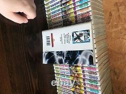 Lot de manga Yu gi oh collection complète! Les 38 tomes rien que pour vous