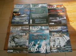 Lot magazine Los! Collection complète de 54 numéros