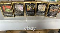 MECCG Middle Earth CCG Lidless Eye French Full Set Oeil de Sauron Complet MELE