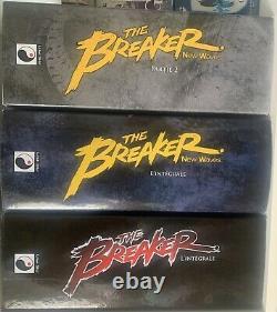 Manga Collection Complete Des Coffrets The Breaker Integrale Et New Waves 1 Et 2