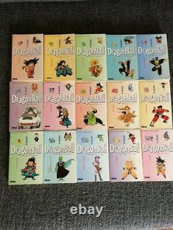 Manga Dragon ball collection complète intégral lot tome de 1 à 42