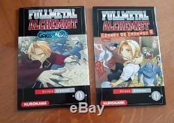 Manga intégrale FULLMETAL ALCHEMIST TOMES 1 A 27 FULL METAL de Arakawa Hiromu