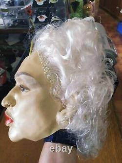 Masque Souple et Complet Cesar de Madonna pour Adulte en Latex Collection