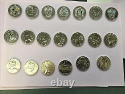 Medaille harry potter Monnaie De Paris Collection Complete