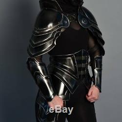 Médiévale Armor Ensemble Complet Lady Jeu de Rôle Hunter Halloween Cosplay