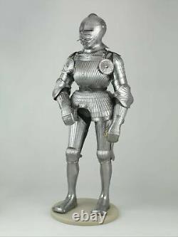 Médiévale Maximilian Complet Corps Armor Suit Complet Suit De Armor