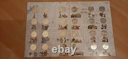 Monnaie de paris asterix collection complète